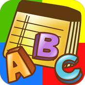 BabyApps for iPad: Letter-board ipad softfare