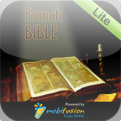 French Bible: Old and New Testament for Daily Study Bible Lite
