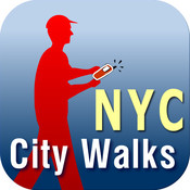 New York Walking Tours and Map