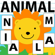 I Spell My First Words: Animals search spell words