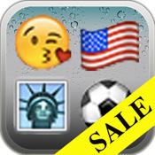 More Emoji (for iOS4, Best Global Emoji Keyboard) emoji
