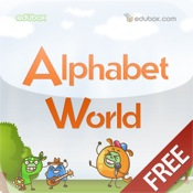 MyFirstEnglish-AlphabetWorld for iPad FREE