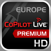 CoPilot Live Premium European Edition HD