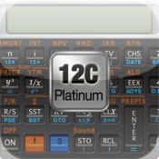 12C Platinum ALG/RPN Calculator