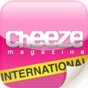 Cheeze Magazine International country magazine