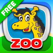 Abby`s Magic Laptop - Zoo Animals HD FREE mini laptop computers