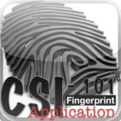 CSI-101 Fingerprint Application run application