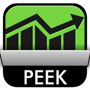 Stocks Peek - Check Stock Prices Conspicuously
