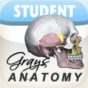Grays Anatomy Student Edition for iPad