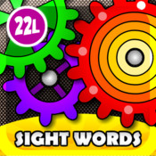 Action Sight Words Games & Flash Cards for Reading Success