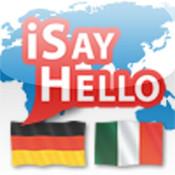 iSayHello German - Italian