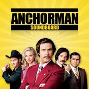 Anchorman Soundboard with +200 Quotes & Ringtones