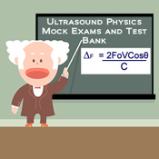 Ultrasound Physics Mock Exams and Test Bank by Donna M. Perry BS, RDMS, RVT physics