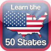 Learn the 50 States - States and Capitals Quizzes