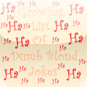 Growing List of Dumb Blonde Jokes super hot blonde