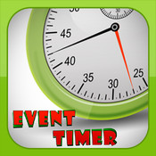Event Timer for iPhone 5/iPhone 4/iPad