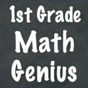 1st Grade Math Genius Challenge - Flash Cards Quiz Game For Kids genius game