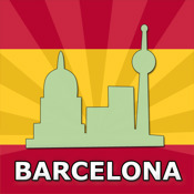 Barcelona Travel Guide Offline