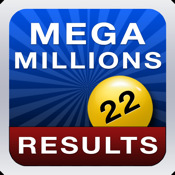 Mega Millions Lottery Results for iPad