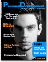 Personal Development Magazine development