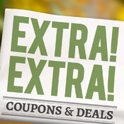 Extra Extra Deals - Free Coupons, Popular Deals, and Top Free Apps