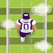 American Football Dash - Fantasy Quarterback Zone Game