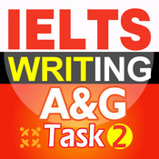 IELTS Writing Academic and General Training - Task 2 for iPad