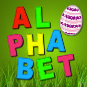 ABC - Magnetic Alphabet HD Easter Special! - Learn to Write! For Kids