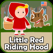 Kids Stories in English: Little Red Riding Hood (US English)
