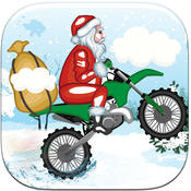 Bouncing Xmas Santa - Run And Collect Candies In A Christmas Arcade FREE by Golden Goose Production