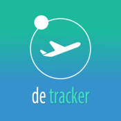 DE Tracker Free: Live flight status for Germany free live mobile tracker