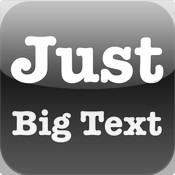 Just Big Text