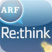 ARF Re:think 2013