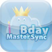 Bday Master Sync