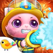 Pet Heroes - Fireman
