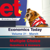 Economics Today Volume 21 March Questions