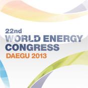 World Energy Congress 2013