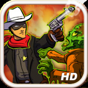A Call of Monsters: Slender Man Zombies Vs Lone Cowboy - HD Shooting Game