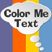 Color Text & social massage template styler . Color Message For SMS , WeChat , MMS and more...