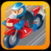 Furious Drag Race - Extreme Bike Stunt Edition