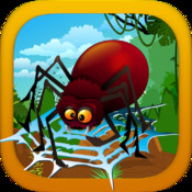 Spider Leap Adventure - Fun and Cute Strategy Environment Game Pro HD Edition