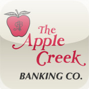 Apple Creek Bank Mobile for iPhone apple mobile device service