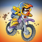 Bike Race Of The Temple Rider - Real Dirt Bike Endless Offroad Racing Game temple