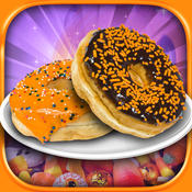Halloween Donut Maker – Kids Dessert Cooking Game