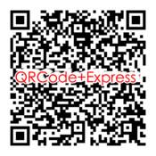 ScanExpress-QRCode+Express
