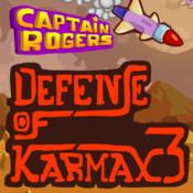 Captain Rogers Defense of Karmax-3 captain barbell