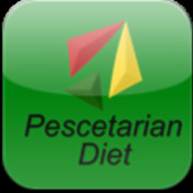 GreatApp - for Pescetarian Diet Edition:Traditional diet emphasizing fish as well as fruits, vegetables and grains+ longevity diet