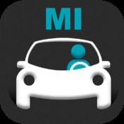 Michigan State Driver License Test 2014 Practice Questions - MI DMV Driving Written Permit Exam Prep ( Best Free App)