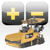 Caterpillar Paving Production Calculator