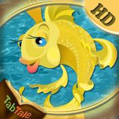 El Pescador y el Pez de Oro - Un Cuento Interactivo HD para Niños